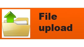 Hochladen Dokumenten Copyshop